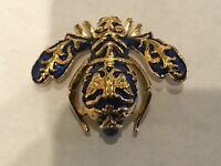 Joan Rivers Russian Bee Pin