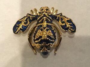 Joan Rivers Russian Bee Pin