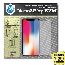 Screen Protector For iPhone X Apple TPU FILM Hydrogel COVER