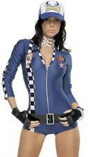 Forplay Costume Pedal To The Metal Jumpsuit