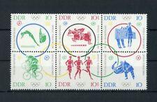DDR Nr.1039-1044ZDR ** OLYMPISCHE SPIELE 1964 ME 26,-++ !!! (120888)