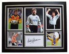 Andy Goram Signed Framed Autograph 16x12 photo display Rangers Football COA