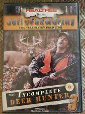 Jeff Foxworthy: The Incomplete Deer Hunter 3 (DVD, 2003)-Region1