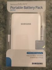 Samsung Universal 3100mAh Portable External Battery Charger - White New in Box