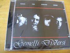 GEMELLI DIVERSI  OMONIMO CD SIGILLATO
