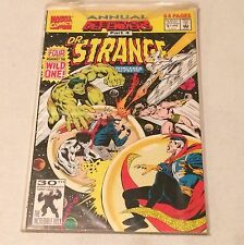 Dr. Strange #2 Four Against The Wild One The Return of the Defenders Part 4