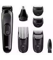 Braun MGK3020 Men's Beard Trimmer for Hair / Head Trimming