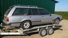 OPEL Commodore C Caravan ex 2,5E , Ex 2,3TD Ohne Motor !