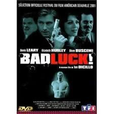 DVD BAD LUCK Steve Buscemi Elizabeth Hurley Denis Leary Tom DiCillo NEUF blister
