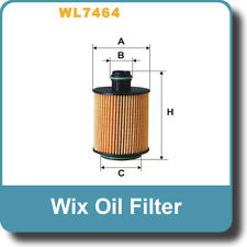 NEW Genuine WIX Replacement Oil Filter WL7464