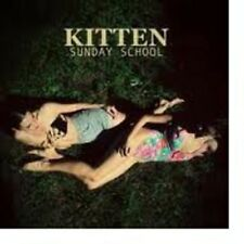 Sunday School - Kitten (2011, CD Single NIEUW)
