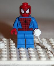 Lego SPIDER MAN MINIFIGURE from Super Heroes 6873/76004/76005 Ambush/Showdown