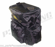"EMGO ""Buffalo"" Sissy Bar Bag Pack Travel Luggage Beer Lunch Cooler"