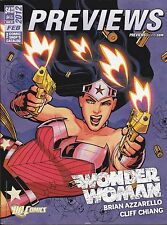 Previews The Comic Shop'S Catalog Issue 281 Feb 2012 Wonder Woman Avengers X-Men