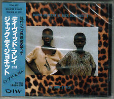 DAVID MURRAY*JACK DeJOHNETTE In Our Style FRED HOPKINS DIW Jpn OOP CD!