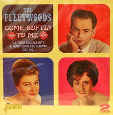 THE FLEETWOODS 'Come Softly To Me' - 2CD Set on Jasmine
