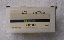 NIB Square D Selector Switch Class 9001     K72J1FAH2