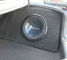 EMPTY! Holden VY VZ Sedan Drivers 12inch sub fibreglass subwoofer box for HSV