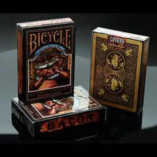 Bicycle Bacon Lovers playing card poker carte da gioco