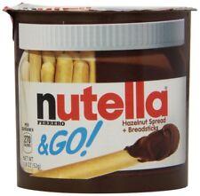 Nutella & Go - Breadsticks & Hazelnut Cocoa Spread 48g - 6 Pack