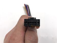 ISO LEAD WIRING Harness connector adapter for ALPINE CDA- CDE- CDM- CVA IDA