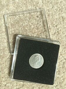 Birthday Present  40th Unusual Gift 1980 Canadian Birth Coin  TEN CENTS Canada
