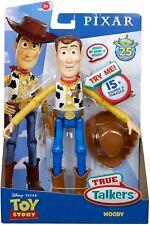 Disney Pixar Toy Story True Talkers Figure - Woody BRAND NEW