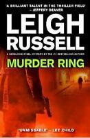 Murder Ring (DI Geraldine Steel), Leigh Russell, New condition, Book