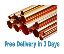 """3"""" Dia. Copper Pipe Type L - $41.50 By the Foot/ 12 inch  (Free Shipping)"""