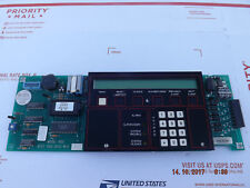 New listing Fci Gamewell 7200 Kdu-L Keyboard Display Unit Local Fire Alarm Card 1120-0569