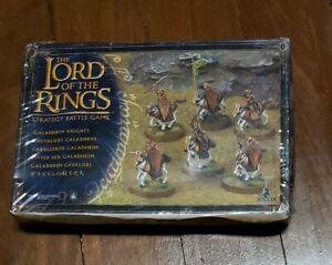 The Lord of the Rings Galadhrim Knights NIB sealed OOP Games Workshop