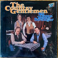 THE COUNTRY GENTLEMEN  SIT DOWN YOUNG STRANGER  SUGAR HILL LP  SHRINK WRAP