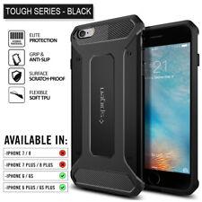 Genuine Official Spigen iPhone 6s Capsule Ultra Rugged Black Case SGP11597