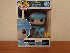 Disney Tron Funko Pop Movies Vinyl Figure #489