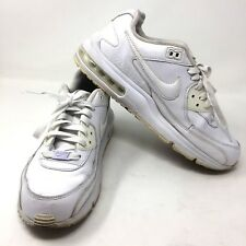 Nike Air Max Wright 3 Low Top Dad Shoes White Leather 687974-100 Size 9.5 P4A