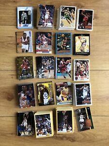 570+ Basketball Card Lot Bundle 90s Upper Deck Fleer Flair Hoops Topps Skybox