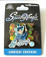 Disney Piece Of Spectromagic History Merryweather Fairy Godmother Pin