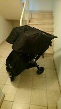 Buggy Kinderwagen Baby jogger - city mini Gt - Zwillingsbuggy Zwillinge stabil