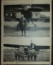 Album Photographique du 33° Régiment d'Aviation / 1929-1930