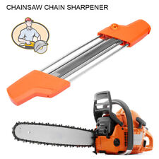 Easy File Chainsaw Saw Chain Sharpener Manual Grind Teeth Woodworking Electric