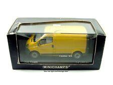 MINICHAMPS / Opel Vivaro (Dark Yellow) - Mint in display case.