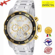 Invicta Men's 80040 Pro Diver Chronograph Stainless Steel Watch