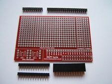 RKPT Lucia GPIO Prototype PCB for Raspberry PI Self Build Kit - UK Seller