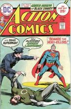 ACTION COMICS #444 F, SUPERMAN, GREEN ARROW with Mike Grell A, DC Comics 1975