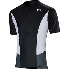 Tyr Men's Competitor Short Sleeve Tri Top - 2020