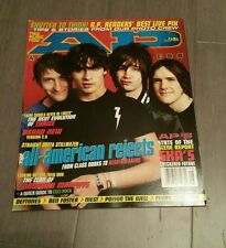 AP ALTERNATIVE PRESS MAGAZINE August 2003 - All-American Rejects