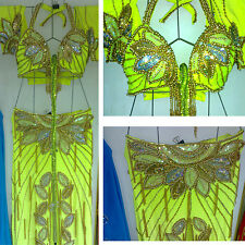 New Egyptian Professional Belly Dance Costume Custom-made bellydance Dress