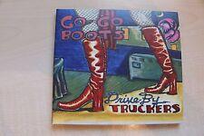 DRIVE-BY TRUCKERS - GO GO BOOTS (CD ALBUM) digipak