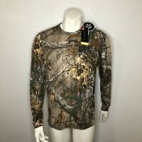 Under Armour Shirt Hunting Long Sleeve Camo Ridge Reaper 1298962-946 Mens Medium