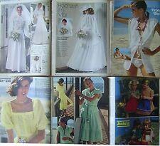 Burda Mode 78/05 Brautmode hochzeit Barbie hosen häkel-bikinis Modezeitschrift